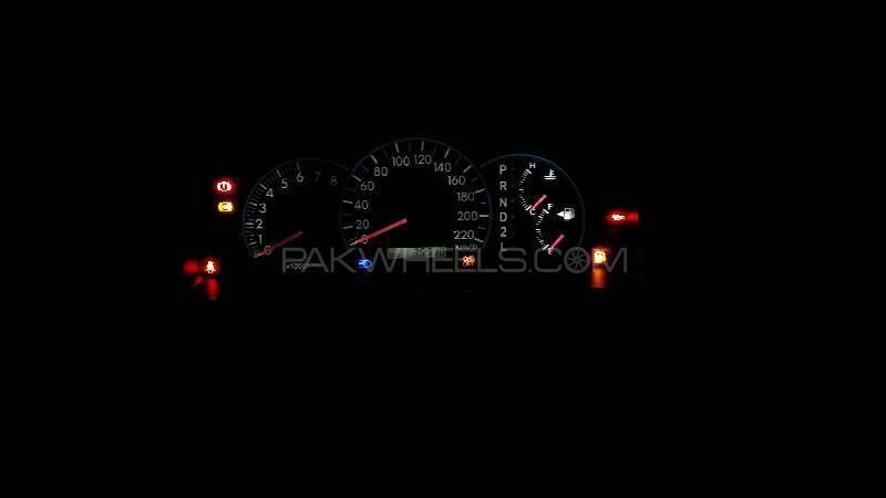 Toyota Corolla Meter  Image-1