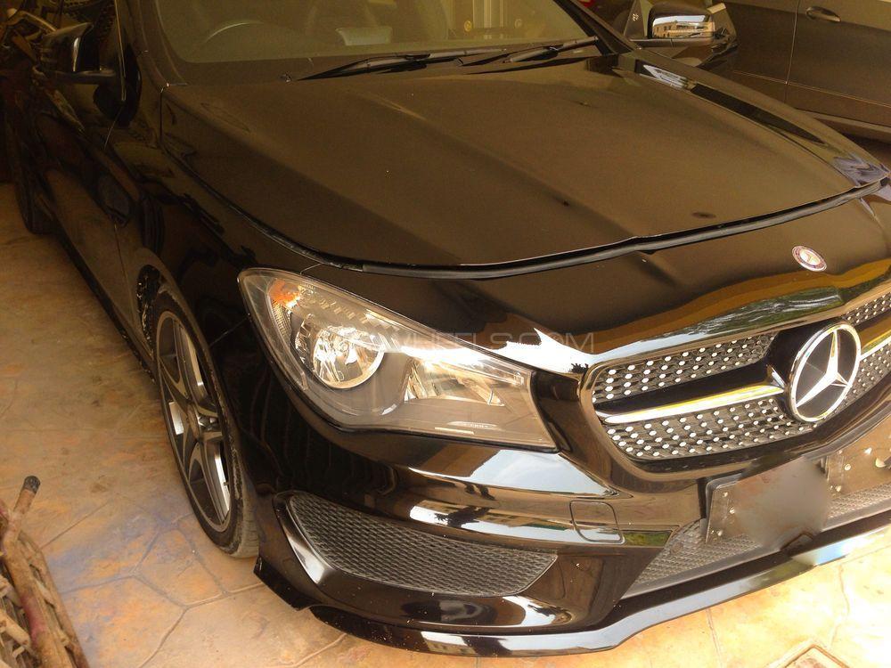 Mercedes Benz CLA Class CLA200 2014 Image-1