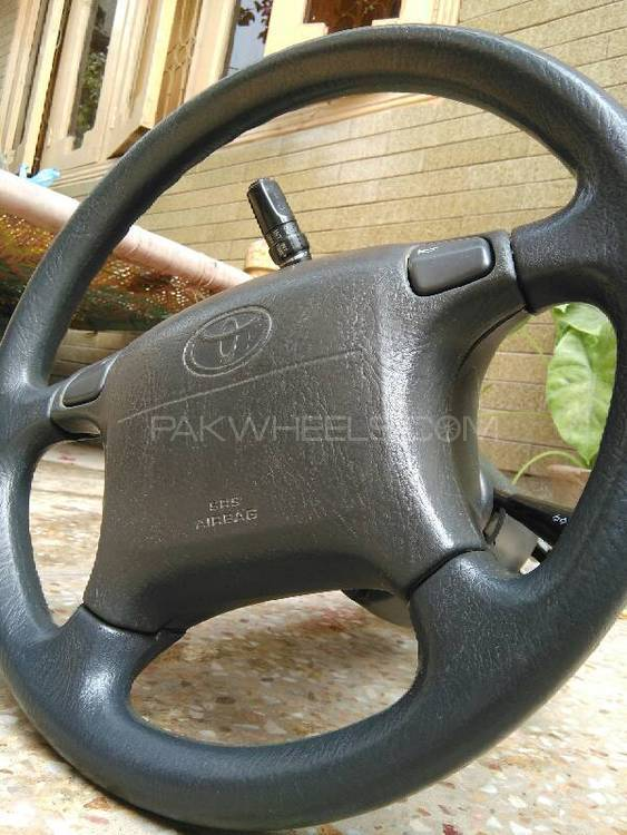 Toyota Corolla 1994 Super Saloon Complete Airbag Steering Fo Image-1