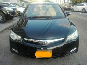 Honda Civic VTi Oriel Prosmatec 1.8 i-VTEC 2007 for Sale in Karachi