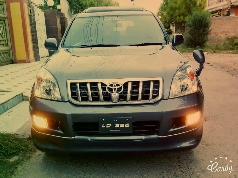 Toyota Prado TX Limited 3.0D 2003 Image-1