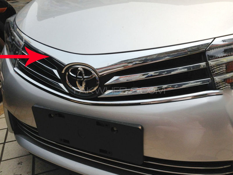 Front Grill Corolla 2015 OEM Style Image-1