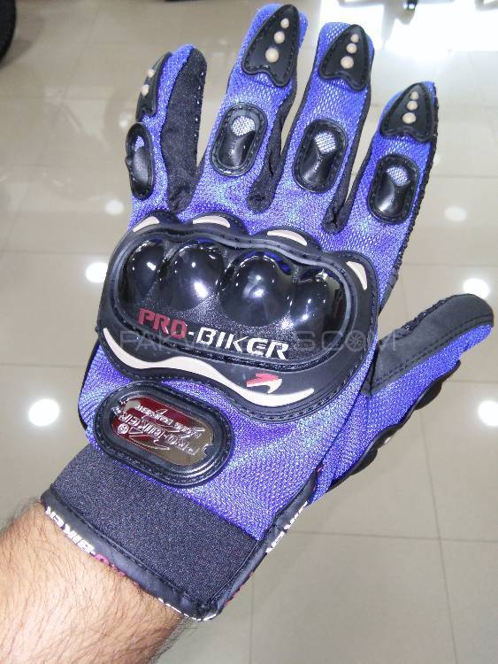 Good Quality Bikers Gloves Image-1