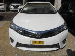 Toyota Corolla Altis Cruisetronic 1.6 2014 for Sale in Karachi