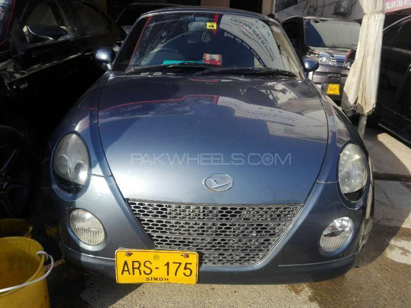 Daihatsu Copen Tan Leather Edition 2005 Image-1