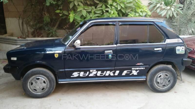 Olx Karachi Suzuki Car Fx Circuit Diagram Maker