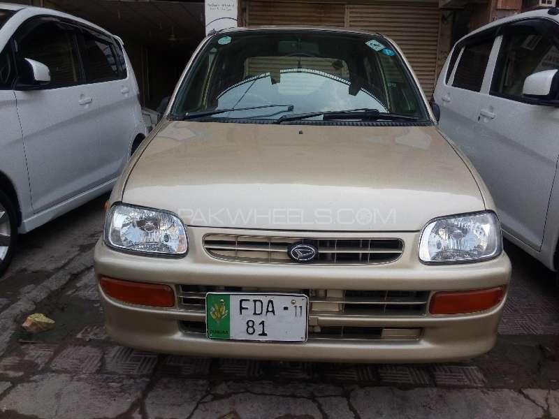 Daihatsu Cuore CX Eco 2011 Image-1