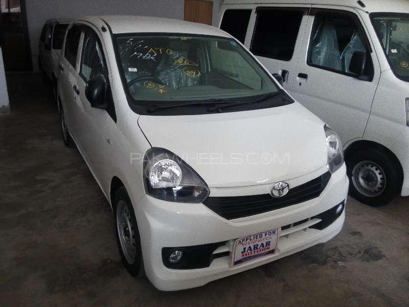 Toyota Pixis Epoch D 2014 Image-1