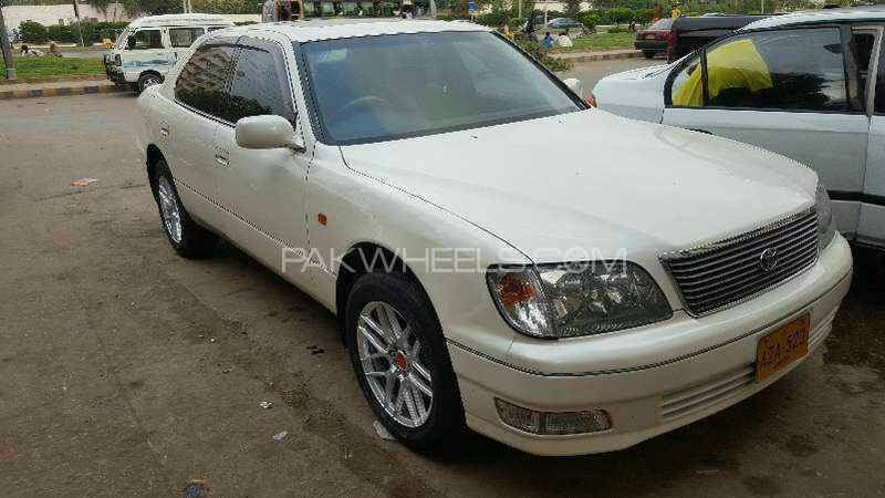 Lexus Ls Series 1997 Image-1