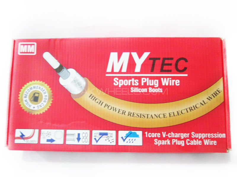 Toyota Corolla 94 Plug Wire Set in Lahore