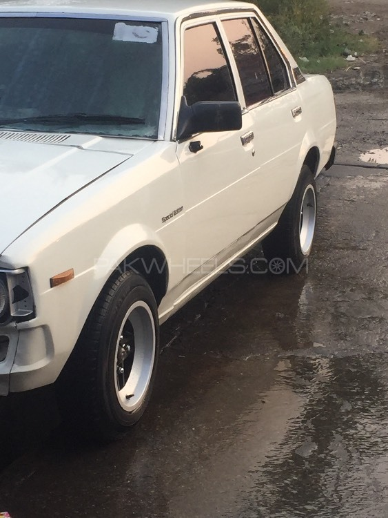 Toyota Corolla Dx 1982 For Sale In Peshawar Pakwheels