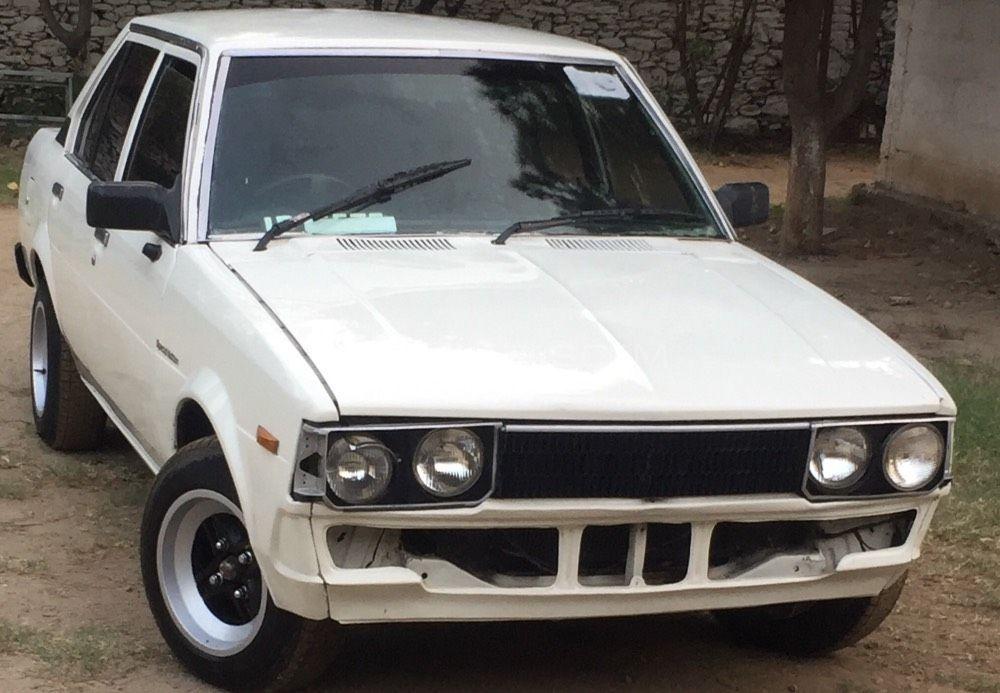 Toyota Corolla Dx 1982 For Sale In Peshawar Pakwheels