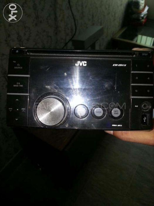 jvc universal size player u s b Image-1