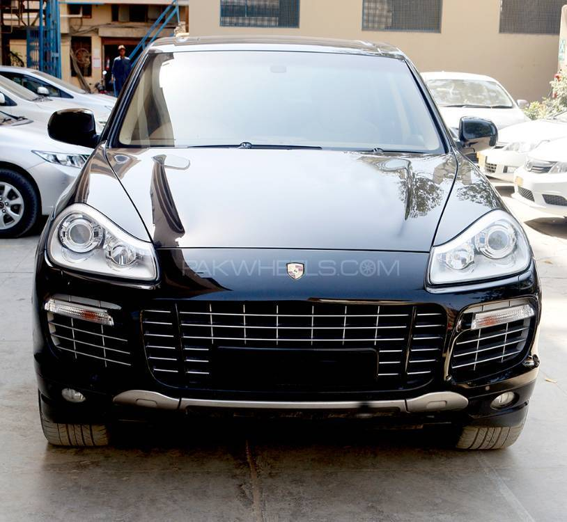 Used Turbo Suv: Porsche Cayenne Turbo 2009 For Sale In Karachi