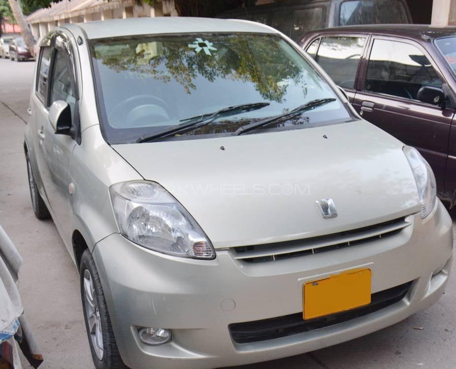 Toyota Passo X 2007 Image-1