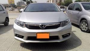 Honda Civic VTi Oriel Prosmatec 1.8 i-VTEC 2013 for Sale in Karachi