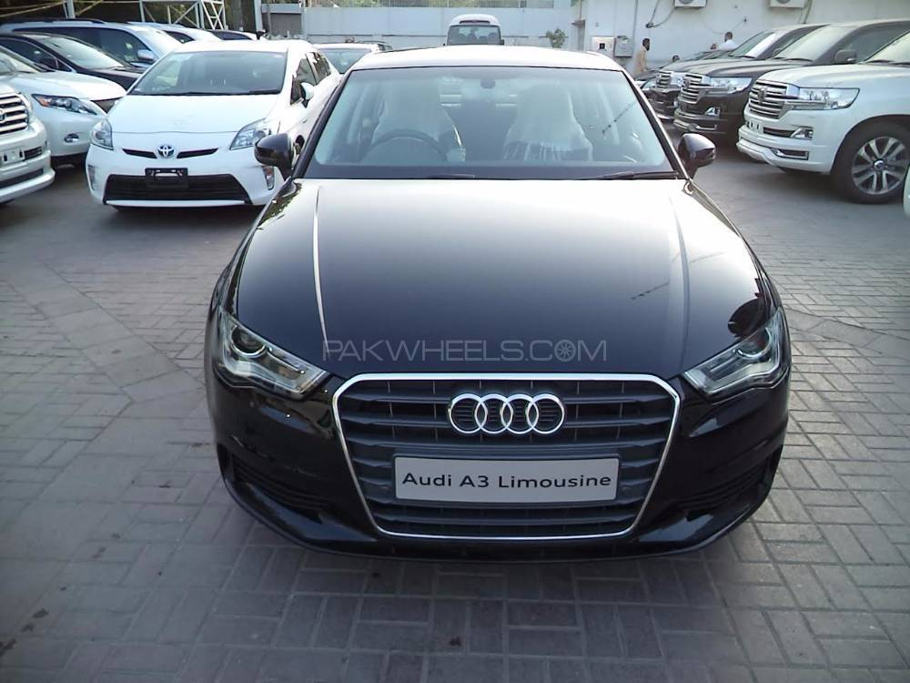audi a3 1 8 tfsi quattro 2016 for sale in karachi pakwheels. Black Bedroom Furniture Sets. Home Design Ideas