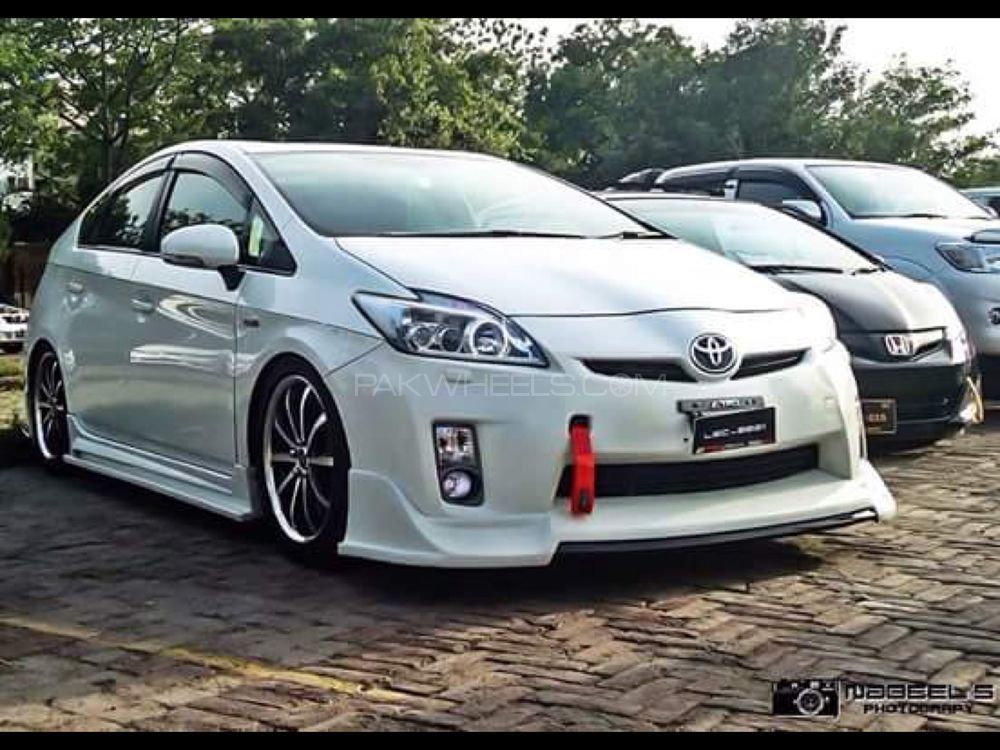 Prius Touring Package