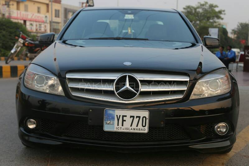 Mercedes benz c class c180 2008 for sale in lahore pakwheels for 2008 mercedes benz c class for sale