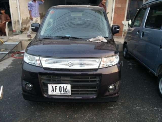 Suzuki Wagon R Stingray Limited 2010 Image-1