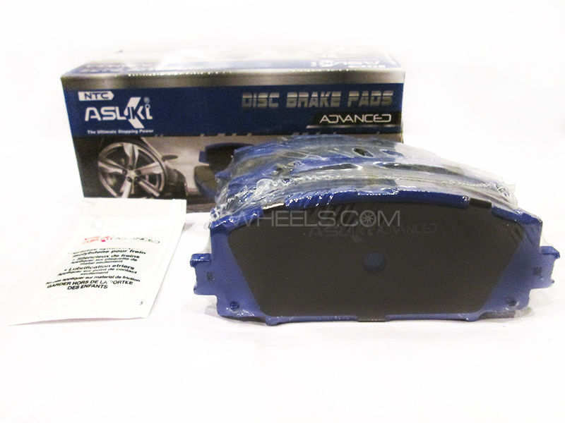 Toyota Corolla Asuki Advanced Front Brake Pad - A-73 AD Image-1