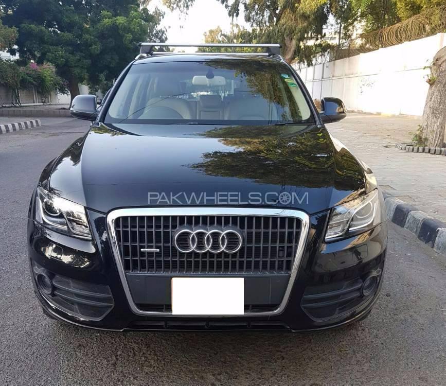 Audi Q5 2013 For Sale In Karachi