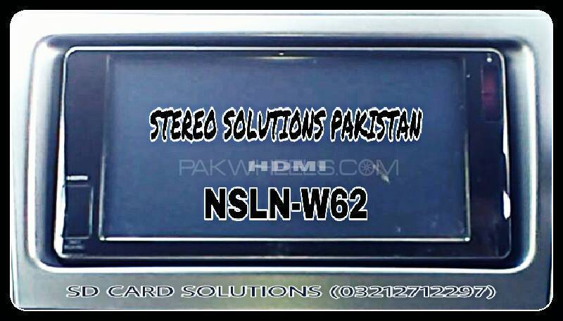 NSLN-W62 SOFTWARE SD CARD AVAILABLE.  Image-1