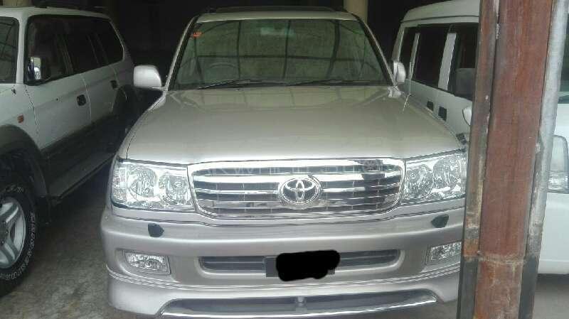 Toyota Land Cruiser Amazon 4.2D 2002 Image-1