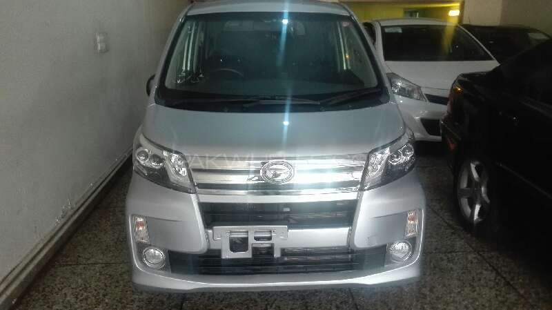 Daihatsu Move Custom RS 2014 Image-1