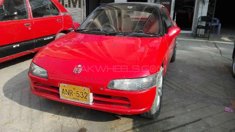 Honda Other 1991 Image-1