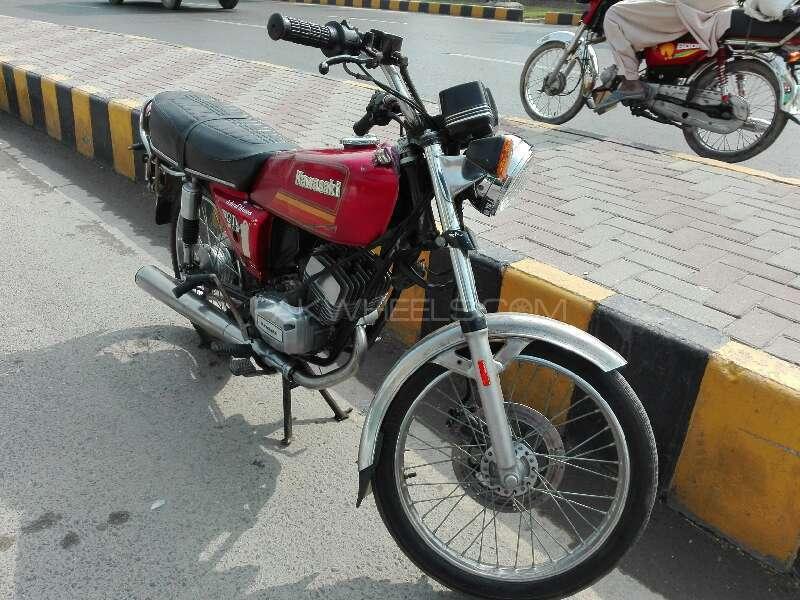 Kawasaki GTO 110 1986 Image-1