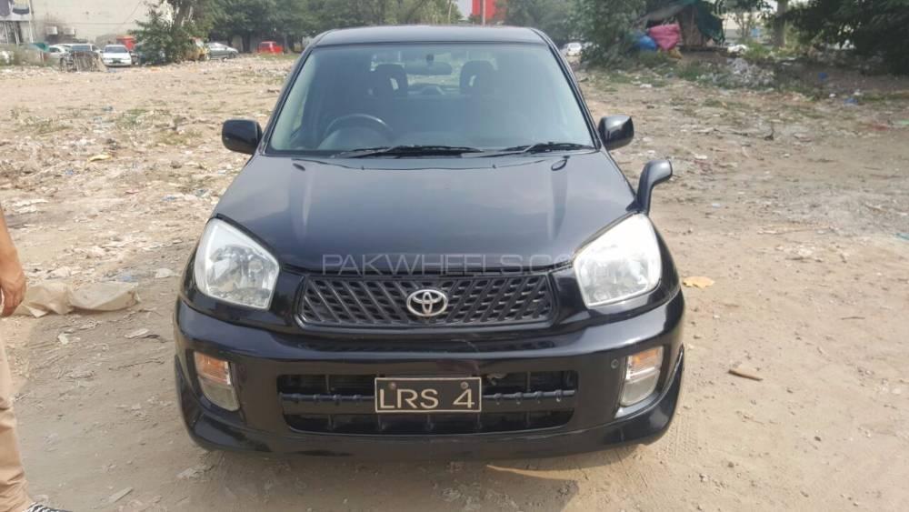 Toyota Rav4 2001 Image-1