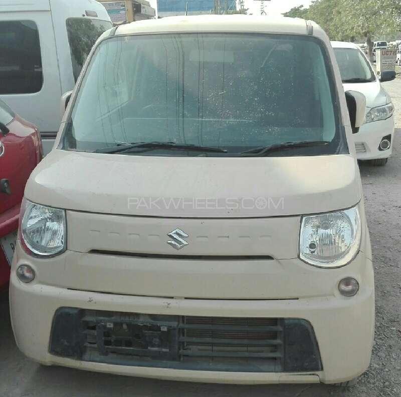 Suzuki MR Wagon X 2012 Image-1