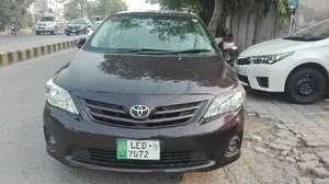Toyota Corolla GLi Automatic 1.6 VVTi 2012 for Sale in Lahore