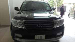 Toyota Land Cruiser ZX 2010 for Sale in Lahore