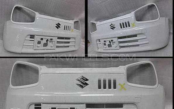 Bumper Front Ha36s New Suzuki Alto 2015 Image-1