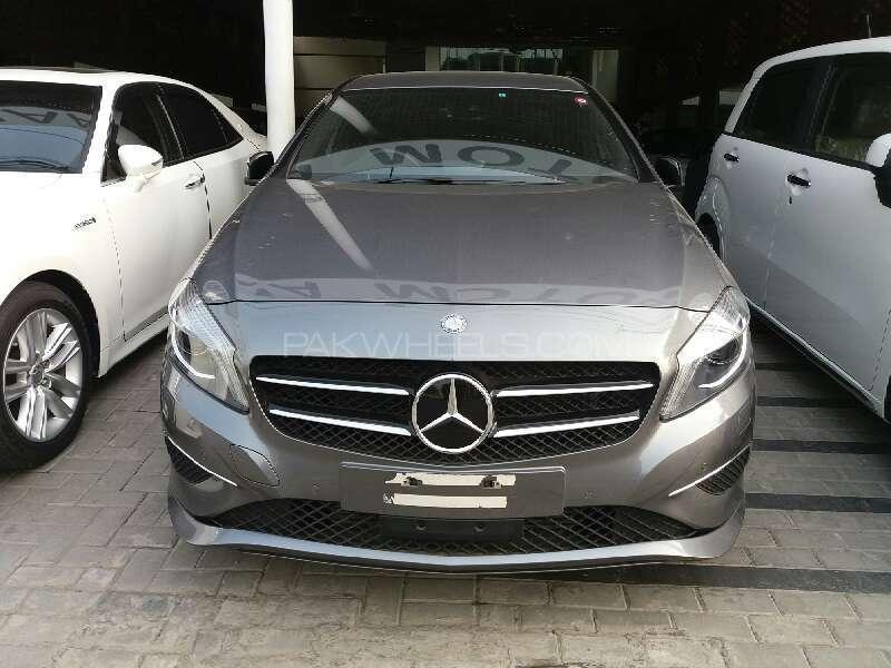 Mercedes Benz A Class 2013 Image-1