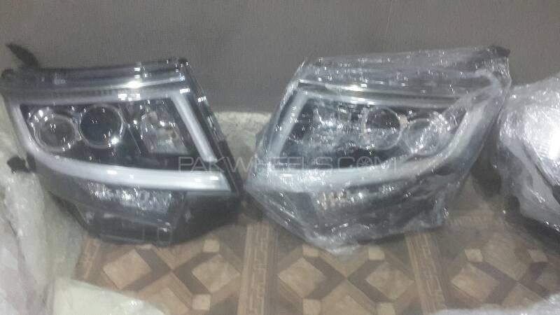 move custom 2015 headlights pair Image-1