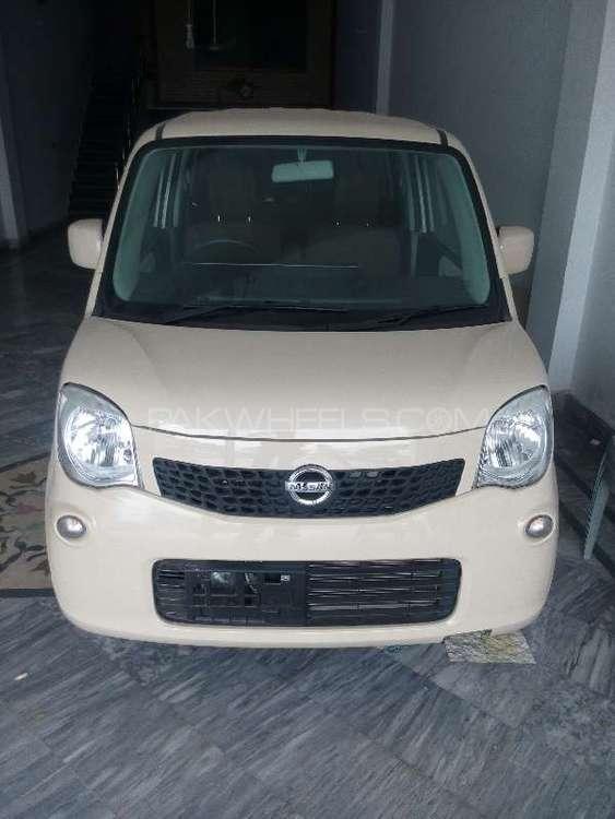 Nissan Moco S 2013 Image-1