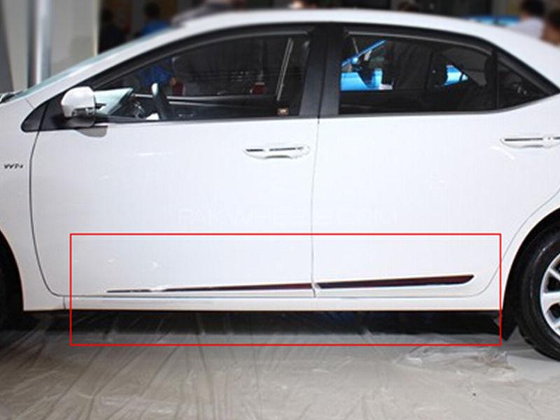 Side Molding Toyota Corolla 2015 Image-1