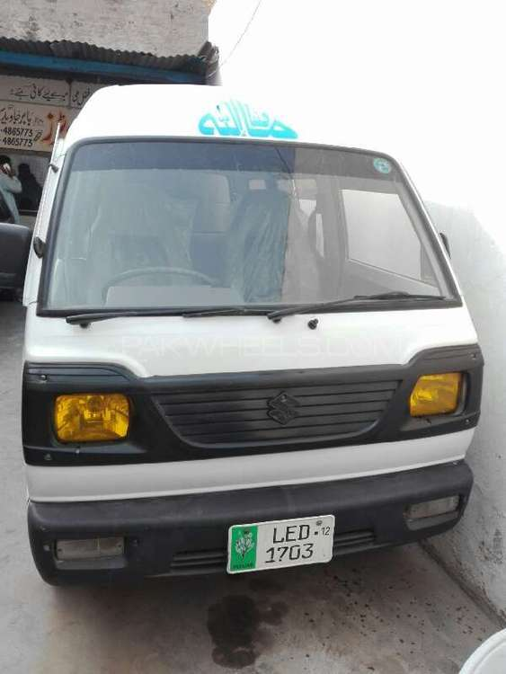 Suzuki Bolan 2012 Image-1