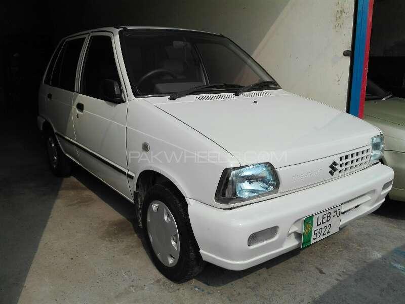 Suzuki Mehran VXR 2013 Image-1