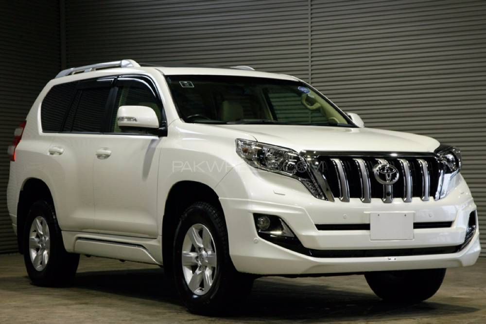 Toyota Prado Tx 2 7 2015 For Sale In Islamabad Pakwheels