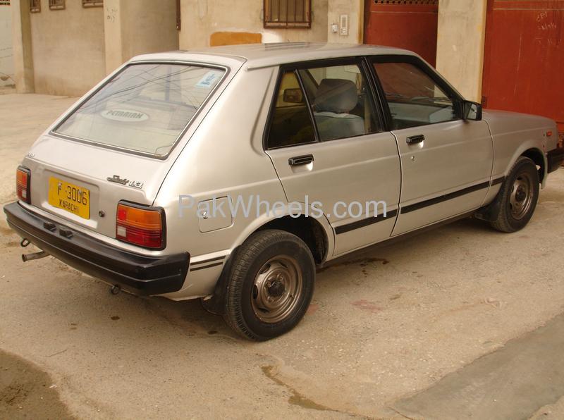 Toyota Starlet 1984 Image-6