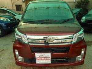 Daihatsu Move Custom X 2014 for Sale in Lahore