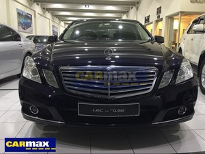 Mercedes Benz E Series 2010 for Sale in Lahore