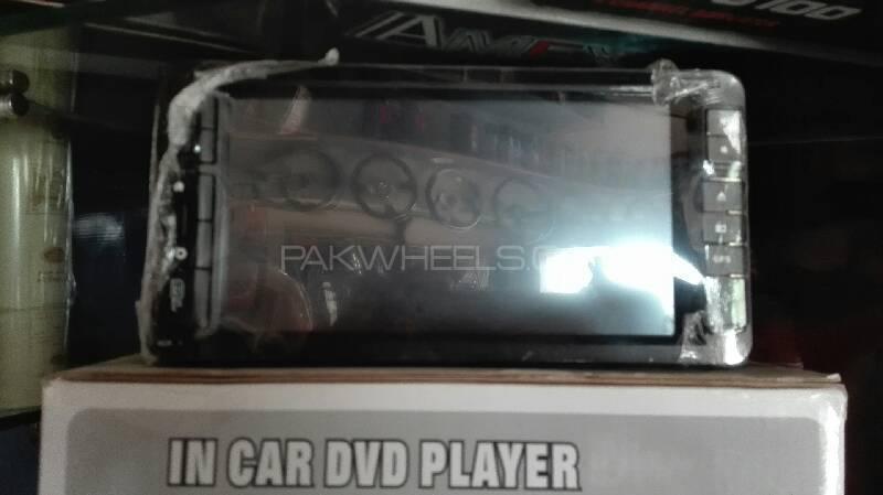 CAR DVD SYSTEM Image-1