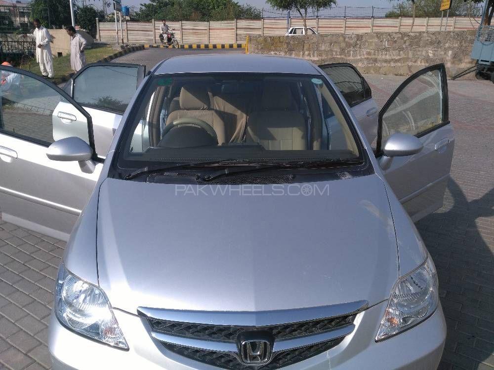 Honda City i-VTEC 2008 Image-1