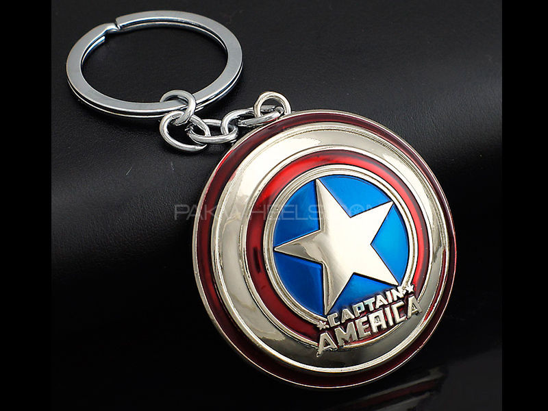 Key Chain Captain America - PA10 Image-1