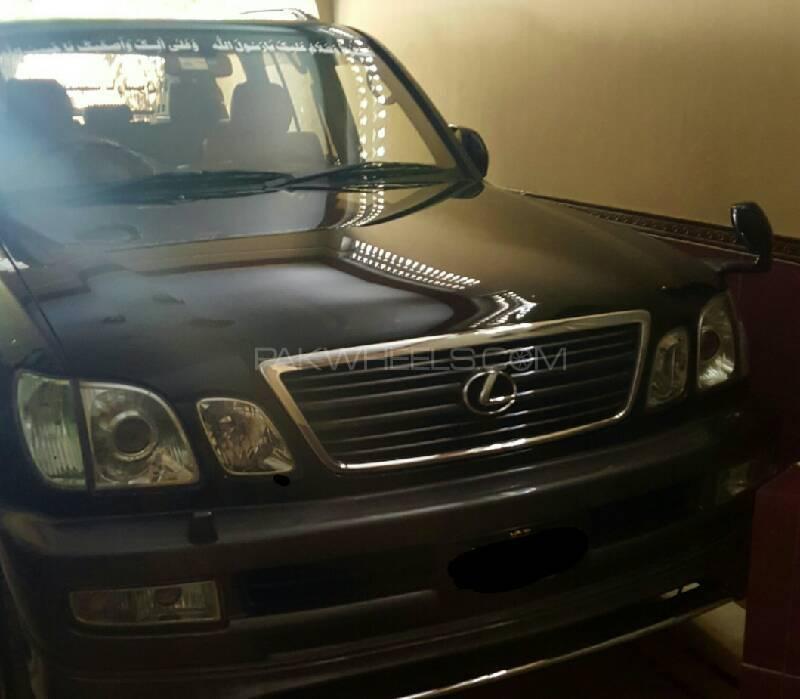 Lexus LX Series LX470 2000 Image-1